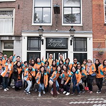 2017 Macaulay Club Overseas Convention - Holland