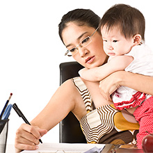 Diapers to deadlines: Returning to work after maternity leave