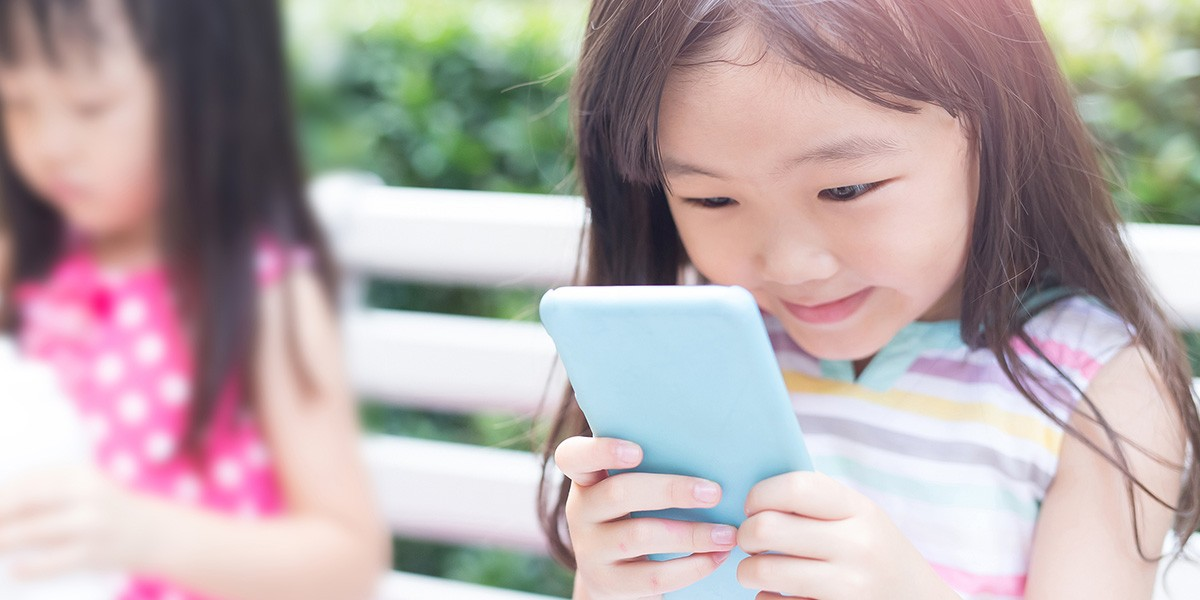 How much is too much screen time for kids